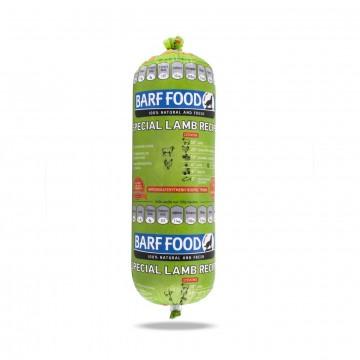 SPECIAL LAMB RECIPE 500 gr Barffood